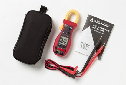 Amprobe ACD-10 PLUS 600A Clamp Multimeter 2