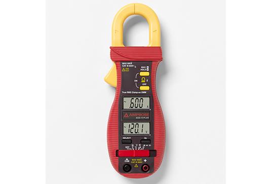 Amprobe ACD-14 PLUS Dual Display Clamp Multimeter with Temperature