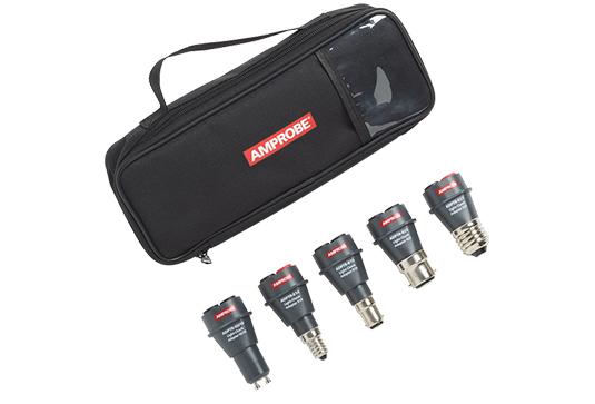 Amprobe ADPTR-KIT1 Light Check Adapter Kit
