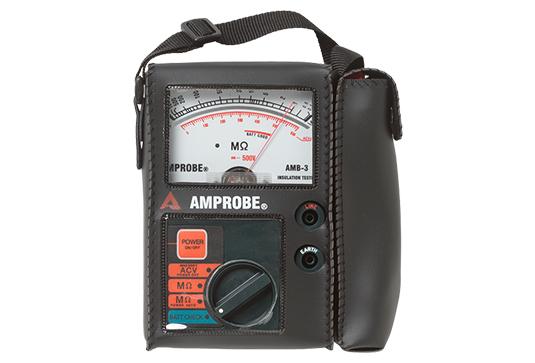 Amprobe AMB-3 Insulation Resistance Tester