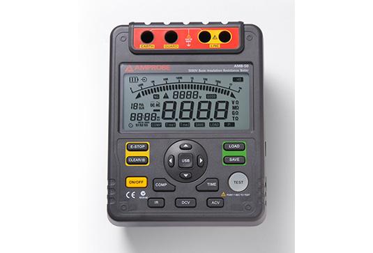 Amprobe AMB-50 Industrial High-Voltage Insulation Tester