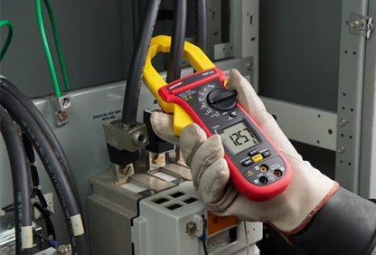 AMP-330 1000A AC/DC TRMS Motor Maintenance Clamp Meter 3