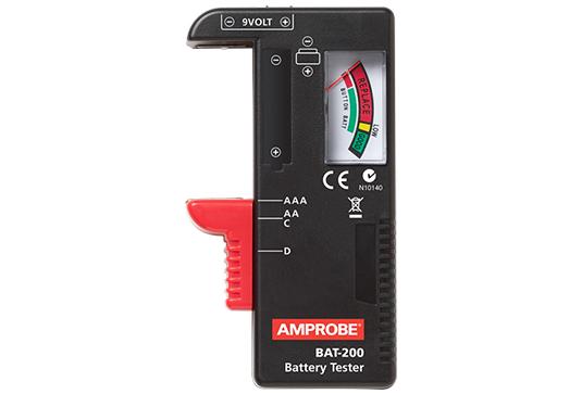 Amprobe BAT-200 Battery Tester