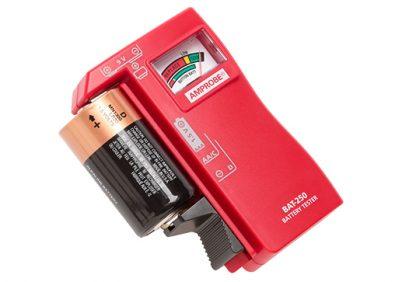 Amprobe BAT-250 Battery Tester 3