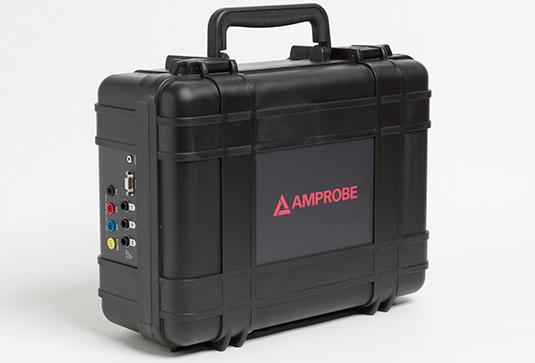 Amprobe CC-DM-III Deluxe Heavy Duty Carrying Case