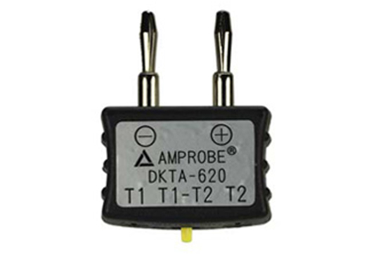 DKTA-620 Single to Dual Temperature Adapter