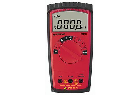 Amprobe DM9C Digital Multimeter