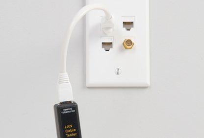 Amprobe LAN-1 LAN Cable Tester 4