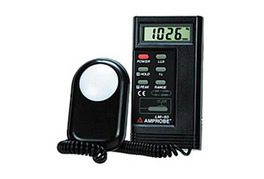 Amprobe LM-80 Digital Light Meter