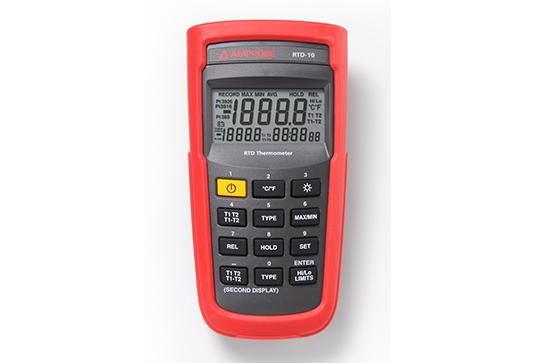 RTD-10 Dual Input Digital RTD Thermometer