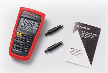 RTD-10 Dual Input Digital RTD Thermometer 1
