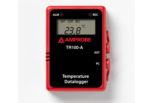 Amprobe TR100-A Temperature Data Logger with Digital Display