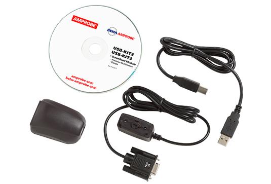 Amprobe USB-KIT3 PC Interface Kit